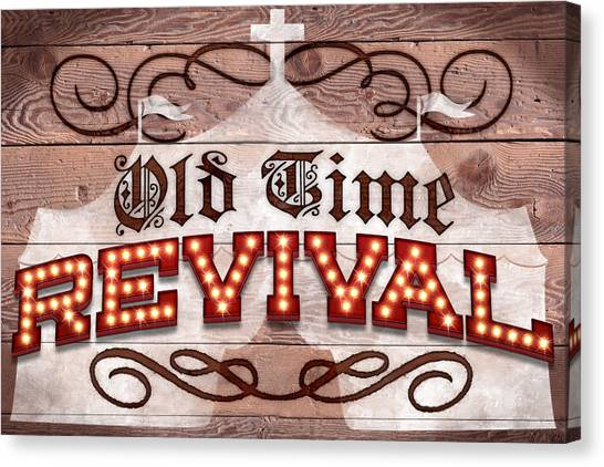 Revival I Canvas Print