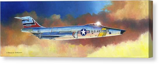 Rf-101 Voodoo Canvas Print