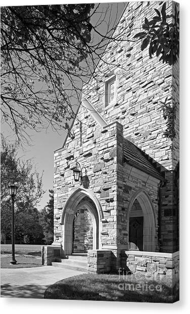 Rhodes College Buckman Hall Photograph By University Icons