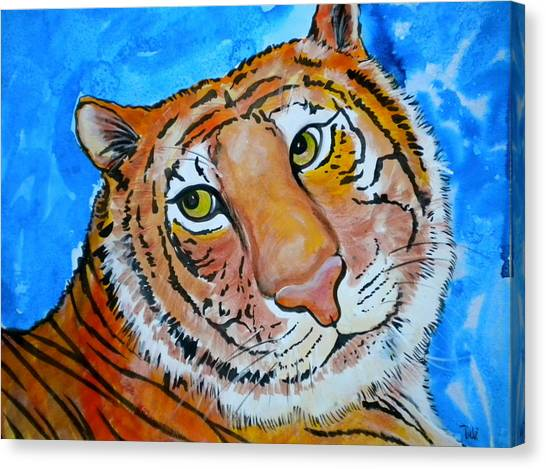 Richard Parker Canvas Print