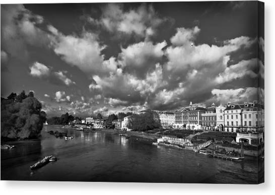 Richmond Riverside Canvas Print