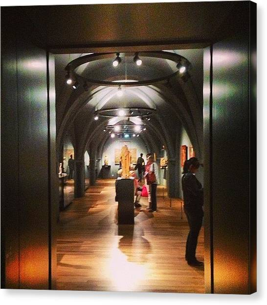 Rijksmuseum Canvas Print - #rijksmuseum #art by Ksenia Repina