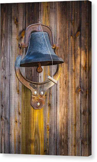 Ring My Tennessee Bell Canvas Print