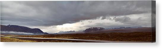 Ring Road Iceland Canvas Print by Dirk Ercken