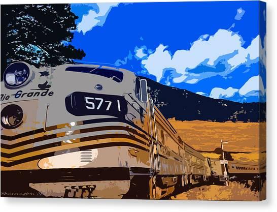 Rio 5771 Canvas Print
