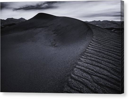 Rippled Dune Canvas Print