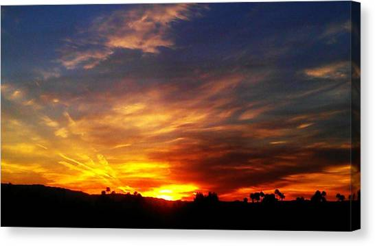 Rise N Shine Canvas Print
