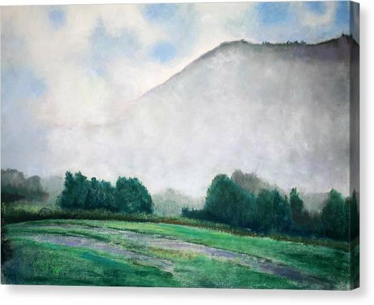 Rising Mist Canvas Print