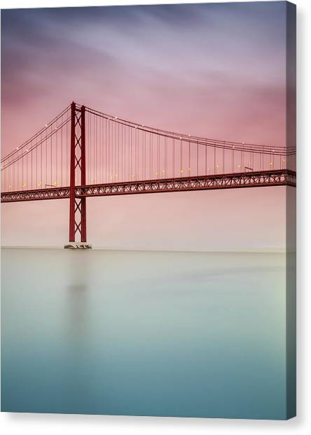 River Hues Canvas Print by Landscape Photography