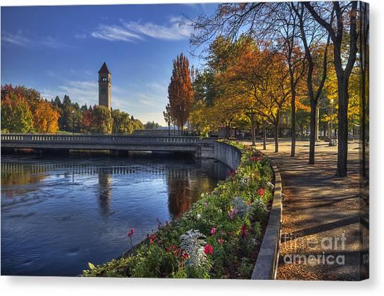 Riverfront Park - Spokane Canvas Print