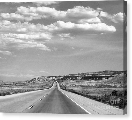 Road Trip 1 Canvas Print