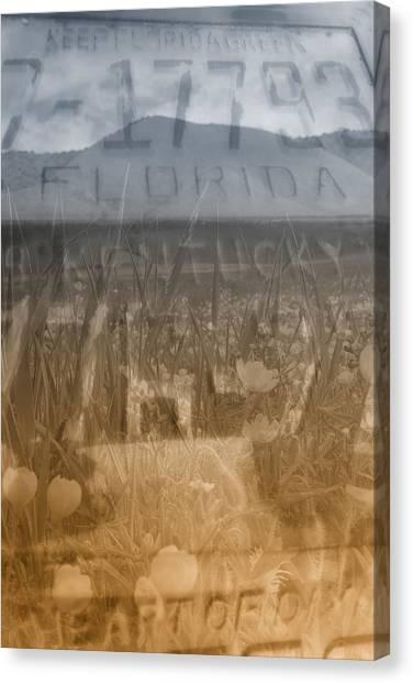Road Trip Two Canvas Print