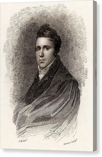 Keeper Canvas Print - Robert J Jameson by Universal History Archive/uig