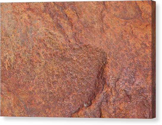 Rock Abstract #3 Canvas Print