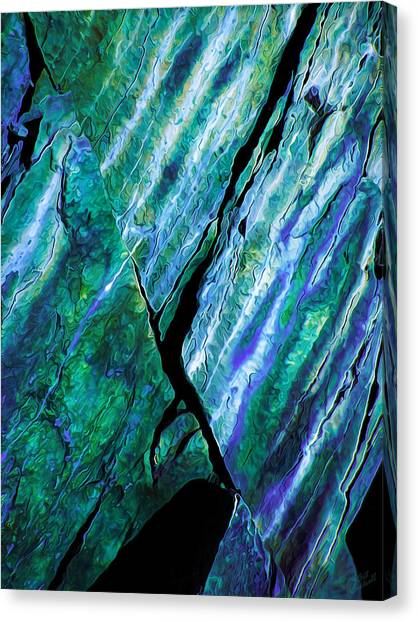 Rock Art 15 Canvas Print