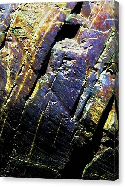 Rock Art 9 Canvas Print