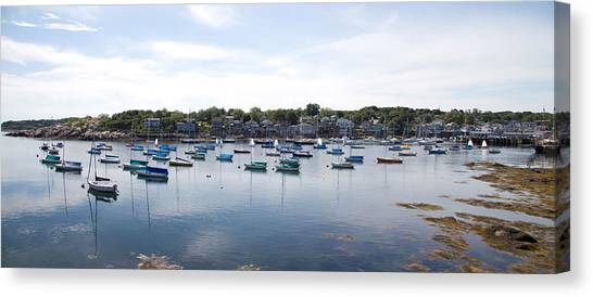 Rockport Ma Canvas Print