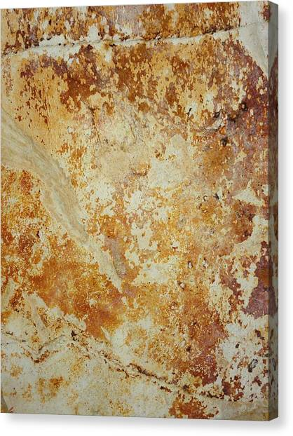 Rockscape 4 Canvas Print