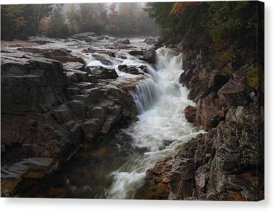 Rocky Gorge Canvas Print
