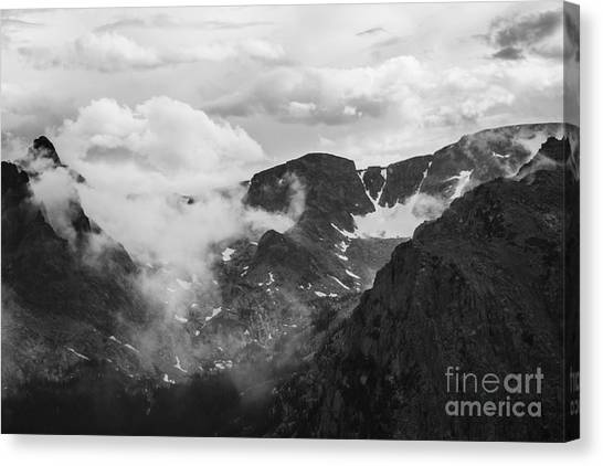 Rocky Mountain Awe Canvas Print