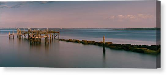 Rocky Point Canvas Print by Pro Shutterblade