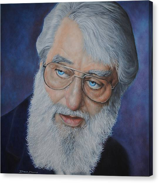 Ronnie Drew Canvas Print