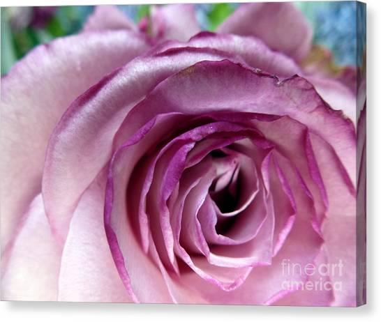 Rose Neptune Canvas Print