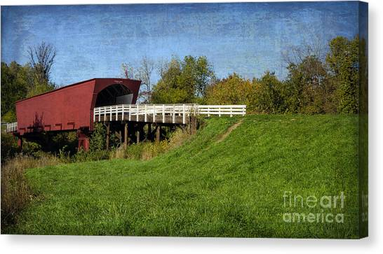 Roseman Bridge Canvas Print