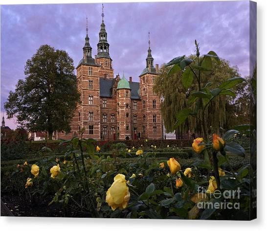 Rosenborg Castle Canvas Print