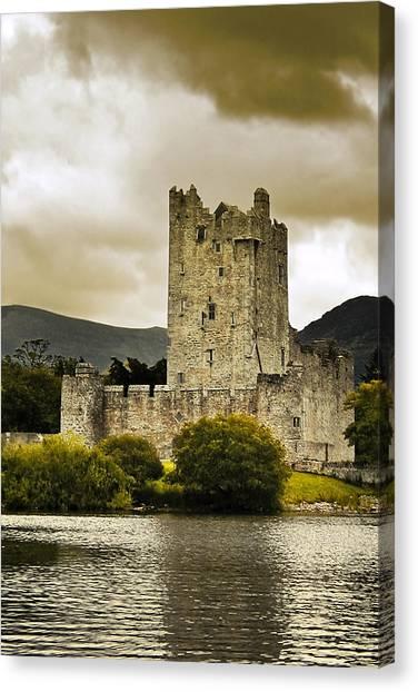 Ross Castle Killarney Canvas Print