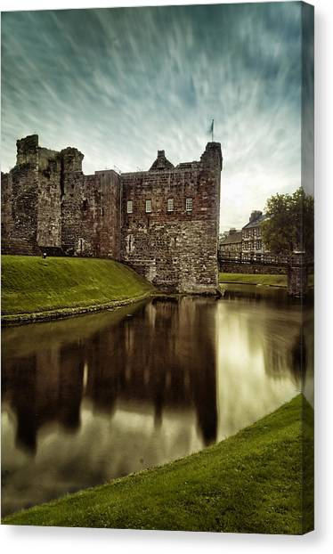 Rothesay Castle Canvas Print