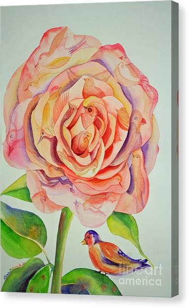 Roya  Dream Canvas Print