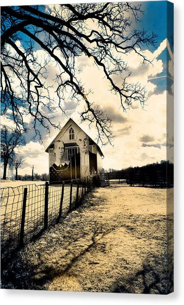 Rural Americana #2 Canvas Print