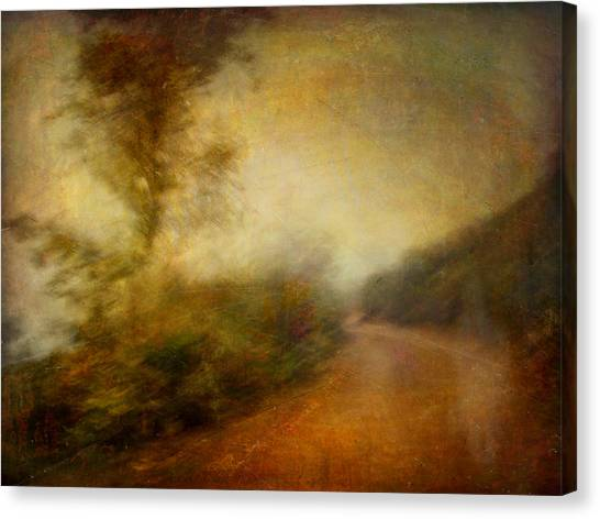 Ruralscape #11 - Rain And Dust Canvas Print