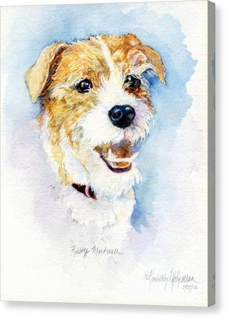 Parsons Canvas Print - Rusty Mortimer by Kimberly McSparran
