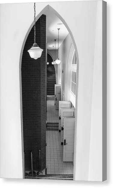 Ryman Auditorium Entrance Canvas Print