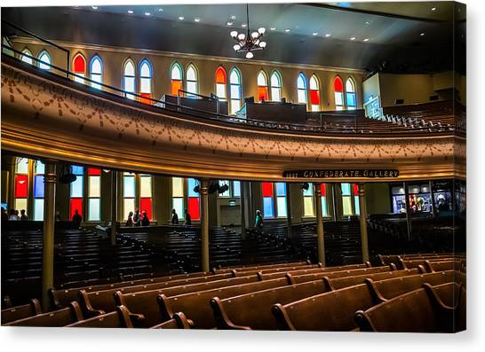Ryman Colors Canvas Print
