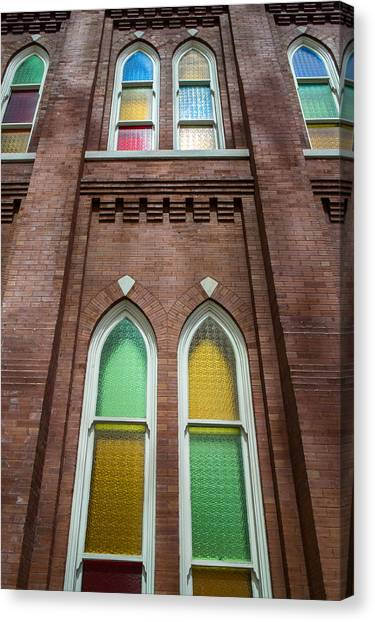 Ryman Windows Canvas Print