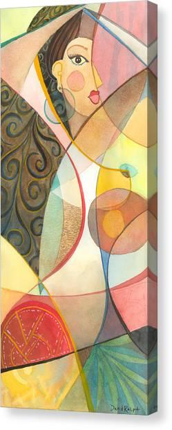 Sabor Canvas Print