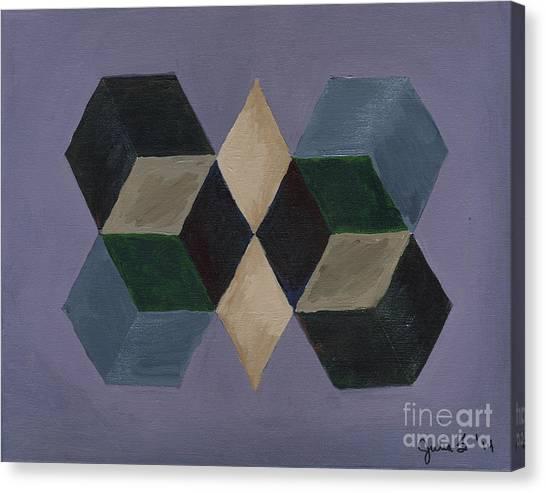 Sacred Portal Canvas Print