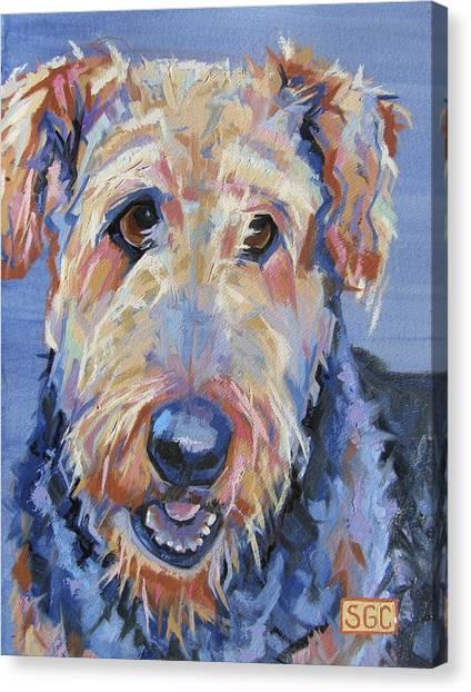 Sadie Canvas Print