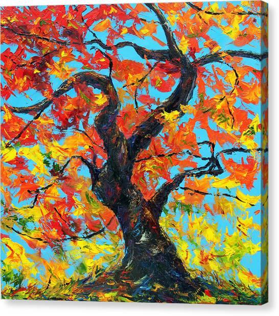 Safely Abiding Canvas Print
