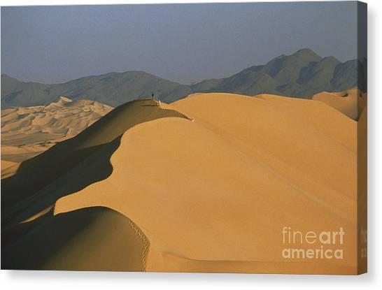 Sandy Desert Canvas Print - Sahara Desert, Niger by Bruno Guiter/Explorer