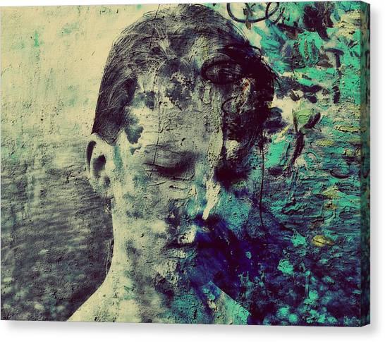 Sahdows Canvas Print by Dalibor Davidovic