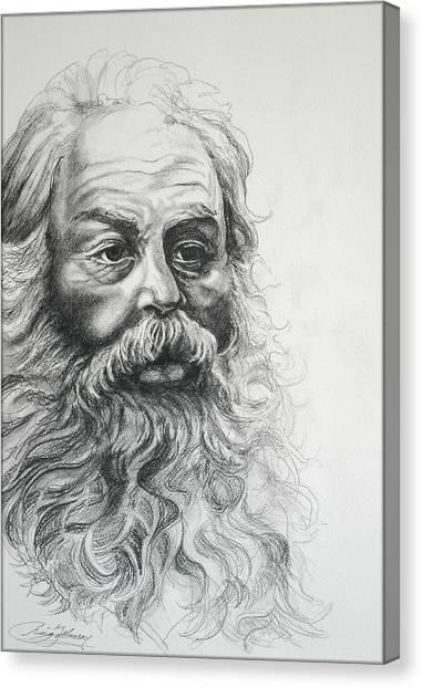 Saint Nicholas Of Compassion Canvas Print by Craig Gallaway