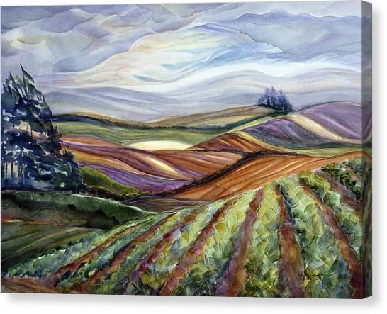 Salinas Tapestry Canvas Print
