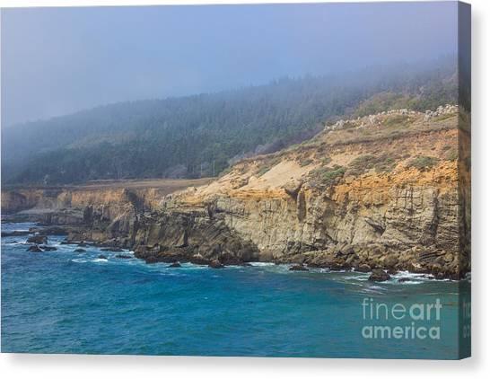Salt Point State Park Coastline Canvas Print