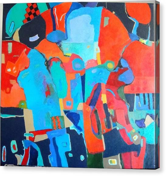 Saltillo Summers 2 Canvas Print