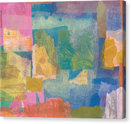 Samarkand Canvas Print