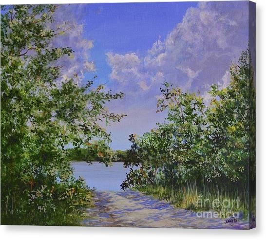 Sam's Cove Canvas Print